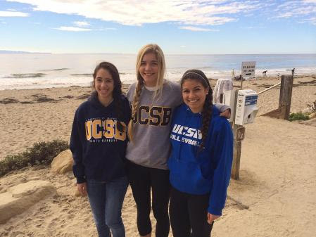 UCSB Women's Volleyball