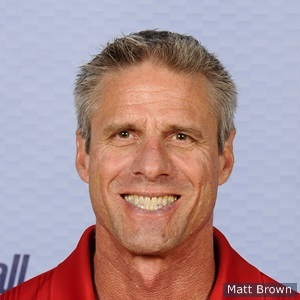 Karch Kiraly learned the game of volleyball at East Beach.