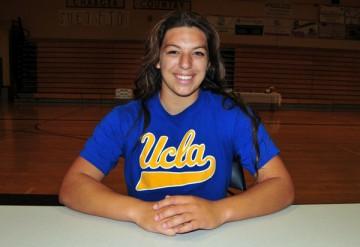Stamatia Scarvelis - UCLA