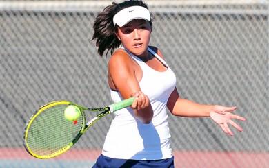 KC Egger - Dos Pueblos Tennis