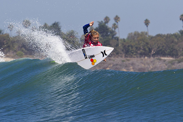 Lakey Peterson - ASP Swatch Pro