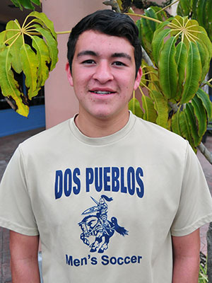 Jessie Jimenez, Dos Pueblos soccer