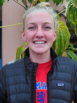 Paige Hauschild, San Marcos water polo.