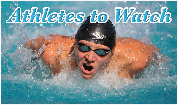 Alex Valente of Dos Pueblos is the reigning CIF champion and record holder in the 100 butterfly.