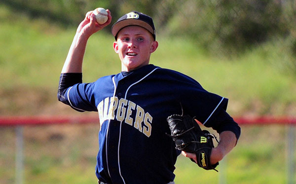 Dos Pueblos sophomore Darby Naughton earned his second Channel League victory on Monday.