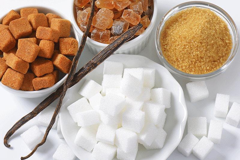 There are many sugar substitutes available today but knowing the differences can be a challenge