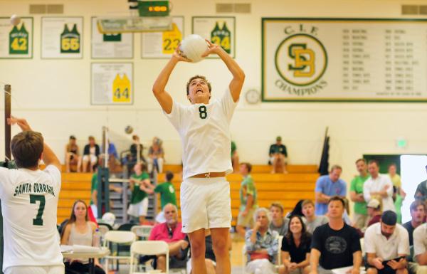 Tournament host Santa Barbara High got off to a