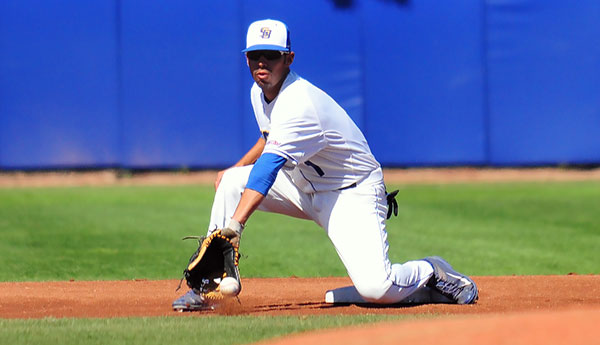 UCSB's baseball team won 41 games last season. (John Dvorak/Presidio Sports)