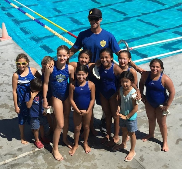 Santa Barbara Premier finished sixth in the Girls 10s division.