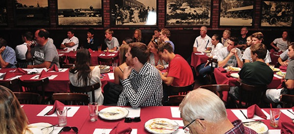 The Santa Barbara Athletic Round Table held their first press luncheon of the 2015-16 school year.