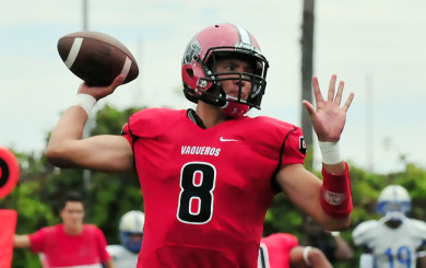 Brandon Edwards - SBCC Quarterback