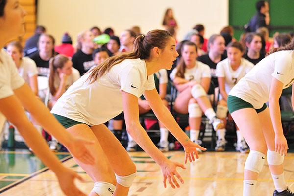 Santa Barbara's Jessyca Beksa has raised the level of her all-around game.