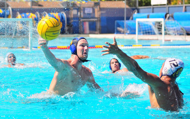 Shane Hauschild - UCSB Water Polo