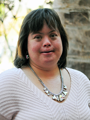 Elsa Fryer is the Special Olympics Athlete of the Month.