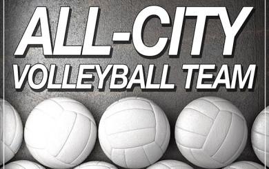 Presidio Sports' All-City Volleyball Team