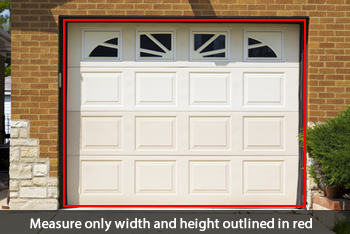 How to Measure for Garage Door Screens