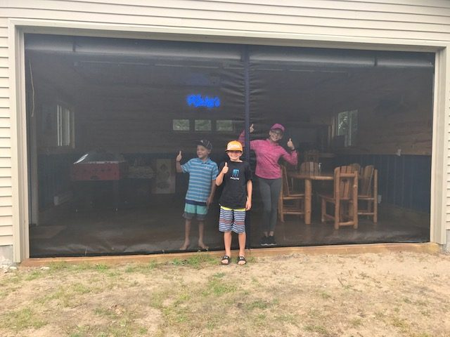 Garage Door Screen Images