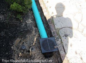 drainage drain