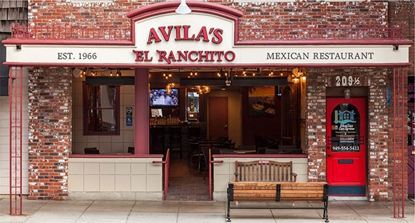 Avila's El Ranchito Mexican Restaurant – Seal Beach