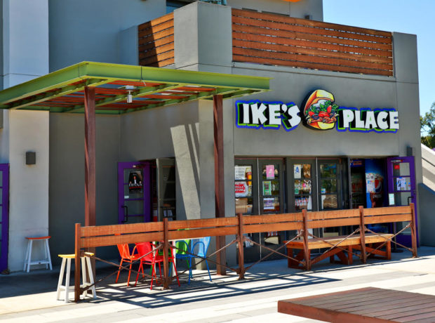Ike's Place – The HUB | Hillcrest Market
