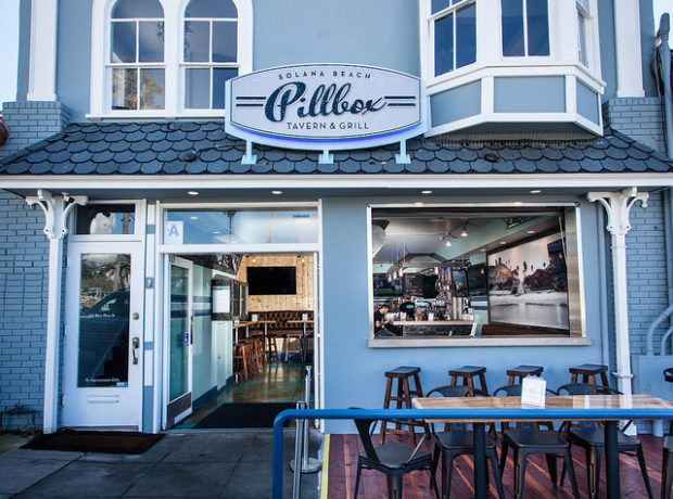 Pillbox Tavern & Grill – Solana Beach