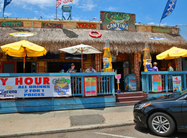 Cabo Cantina – Pacific Beach