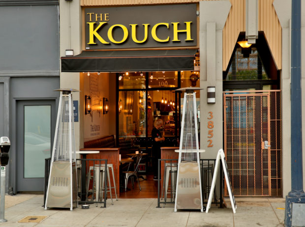 The Kouch by Simon Says Coffee – Hillcrest
