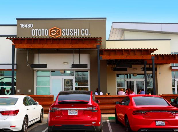 Ototo Sushi – Del Sur
