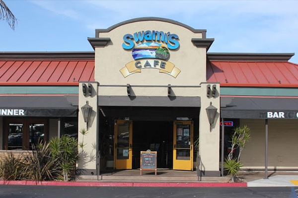 Swami's Cafe – Point Loma