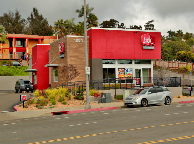 Freestanding Drive-Thru Restaurant Property – Vista
