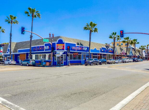 Pier View Plaza – Prime Restaurant & Retail Spaces