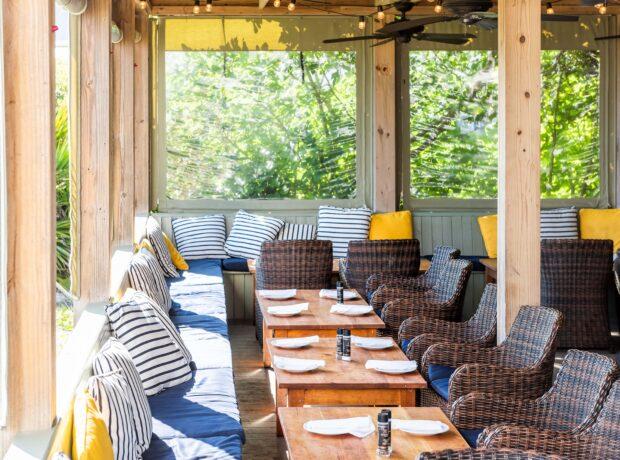 North County Coastal Restaurant with Ocean Views