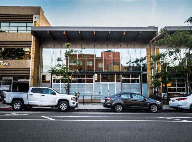 Fixturized Restaurant Space in the Heart of Hillcrest