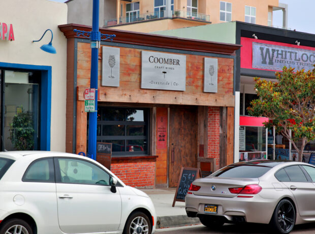 Coomber Craft Wines – Oceanside