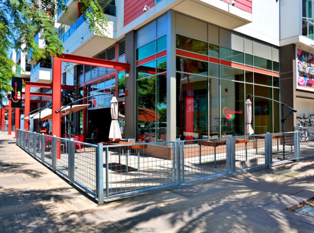 Maggie's Cafe – Mercado del Barrio