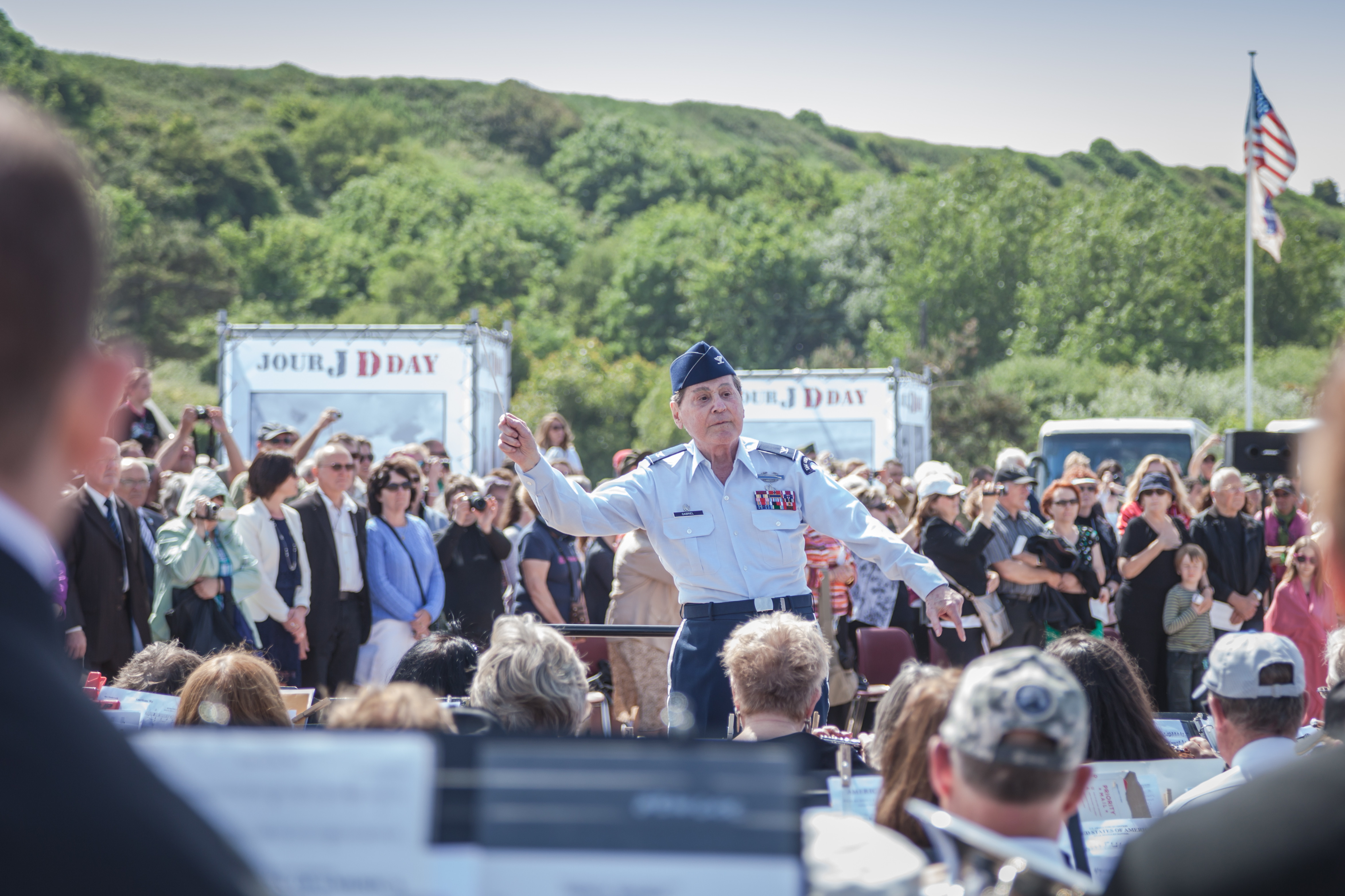 D-Day Memorial Wind Band