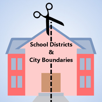 School Districts and City Boundaries