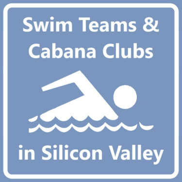 Swim Teams and Cabana Clubs in Silicon Valley