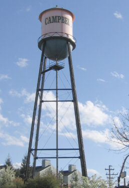 Campbell Water Tower