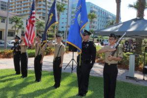 Surfside, FL Memorial day Celebration Button Photo