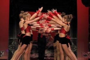 T N T Dance Studio Button Photo