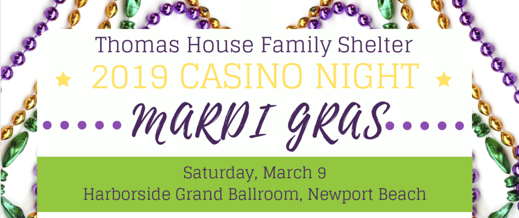 Newport Group attended Thomas House Family Shelter Casino Night