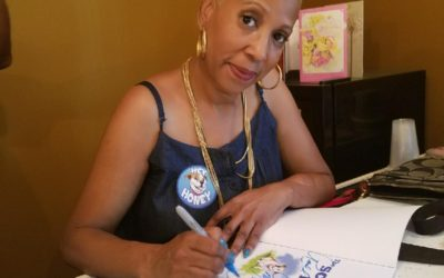 "Paula I. Carr debuts ""Hey, Honey!"" at CBCF's Annual Author Symposium"