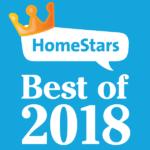 HomeStars Best of 2018 - Sea to Sea Painters