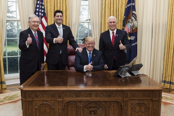 The GOP Tax Scam, Astrologically
