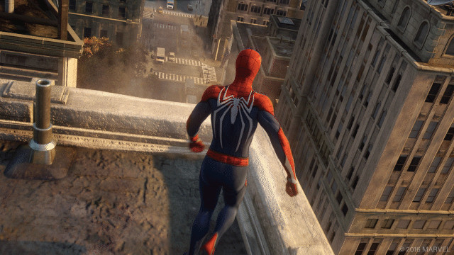 Spider-man PS4 Review & Thoughts