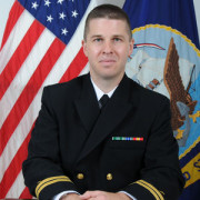 Chaplain Chris Linzey