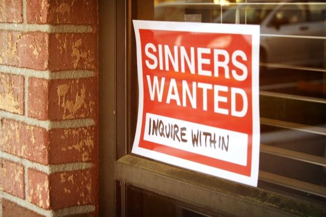 sinners league now
