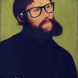 Hipster Lutheran