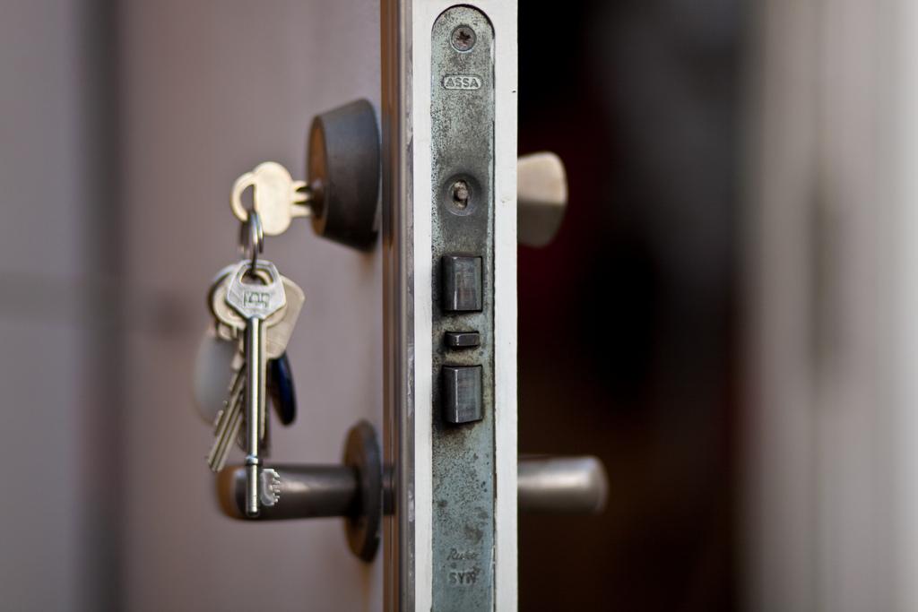 unlocking doors